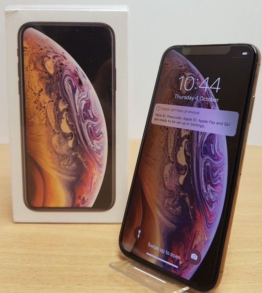 Apple iPhone XS 64GB = 500 EUR  ,iPhone XS Max 64GB = 530 EUR ,iPhone X 64GB = 350 EUR,Apple iPhone XR 64GB = 380 Euro  Whatsapp Chat : +27837724253